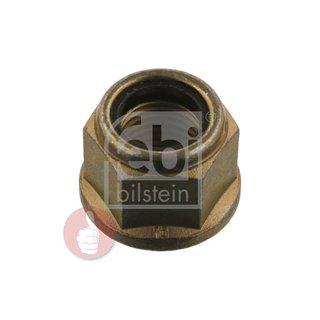 Febi Bilstein 26102 Radmutter f/ür Stahlfelge Vorderachse, Hinterachse