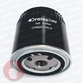DREISSNER Ölfilter O0601DREIS Peugeot 206 208 306 307 Citroën C3 C4 C5