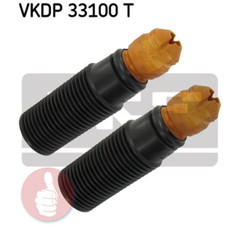 Staubschutzsatz Stoßdämpfer für Federung//Dämpfung Vorderachse SKF VKDP 33800 T