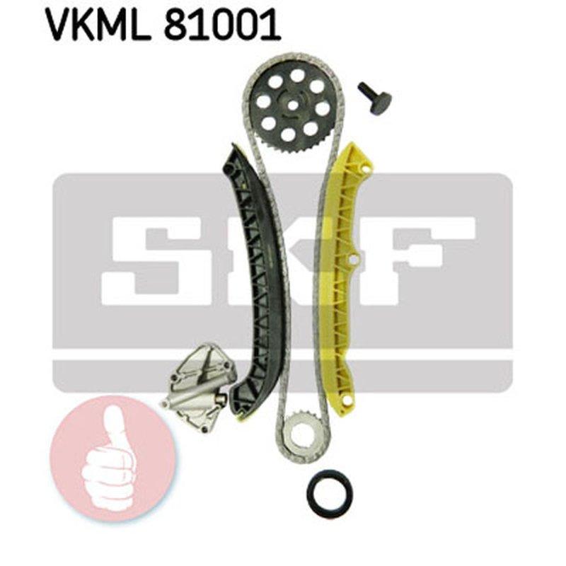 Steuerkettensatz SKF VKML 81003
