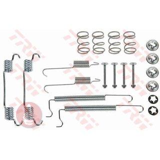 Bremsbacken SFK125 für TOYOTA TRW Zubehörsatz
