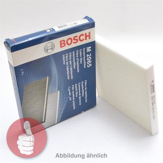 BOSCH Pollenfilter 1987432057 VW Polo Audi Skoda Rapid Seat