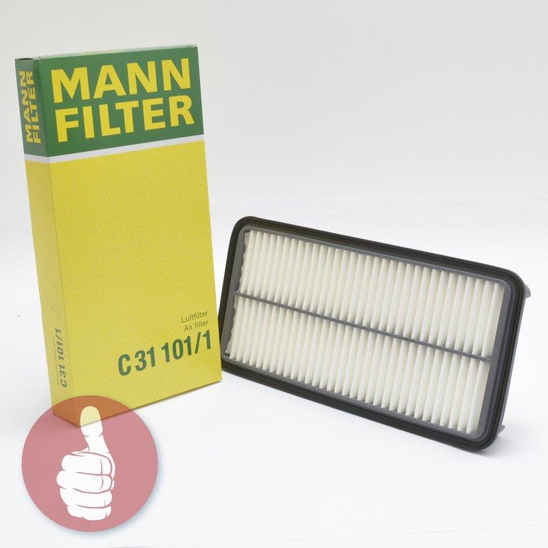 Luftfilter Original MANN-FILTER C 31 116