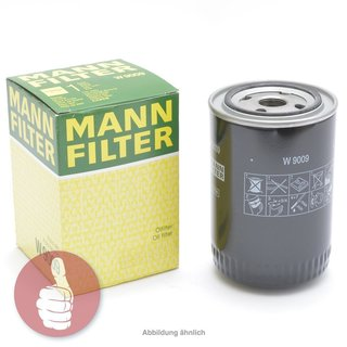 Ölfilter MANN-FILTER W 1160