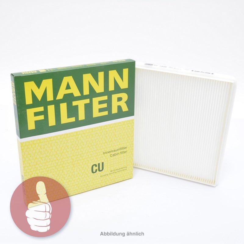 F/ür PKW Original MANN-FILTER Luftfilter C 2326